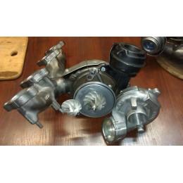 Турбина GT1651v для двигателя BMM,BLS
